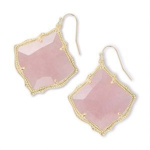 KENDRA SCOTT • Kirsten Gold Drop Earrings